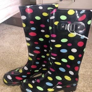Shoes - Rain boots new with tags